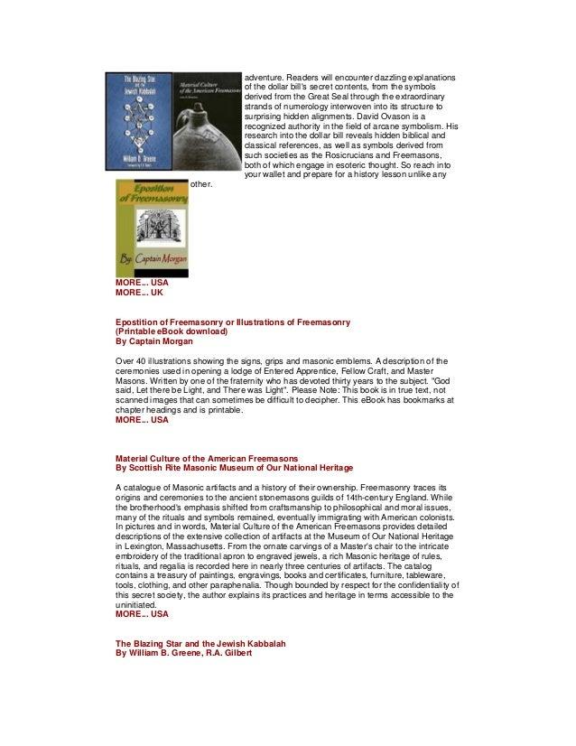 Freemasonry 252 masonic books 13 adventure fandeluxe Images