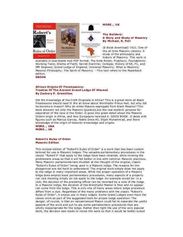 Freemasonry 252 masonic books usa 27 fandeluxe Images