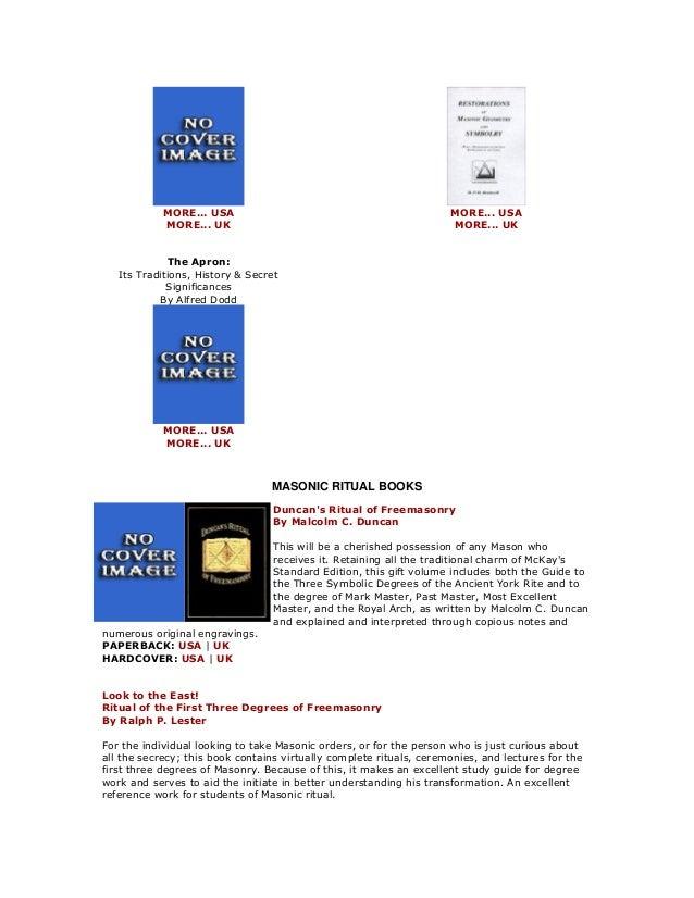 Freemasonry 252 masonic books