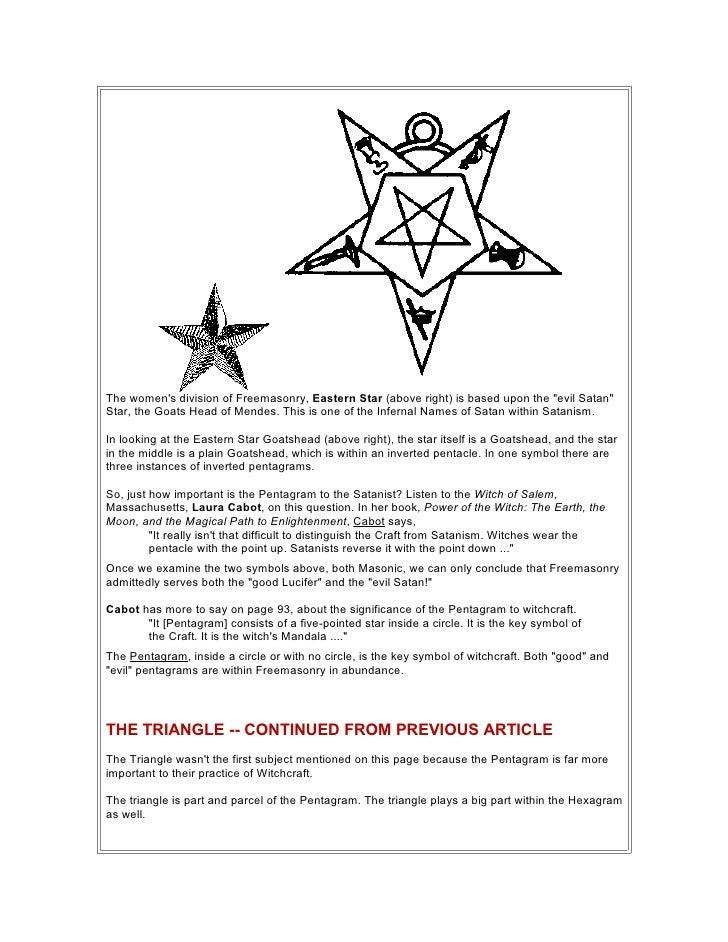 Freemasonry Proven To Worship Lucifer Part3