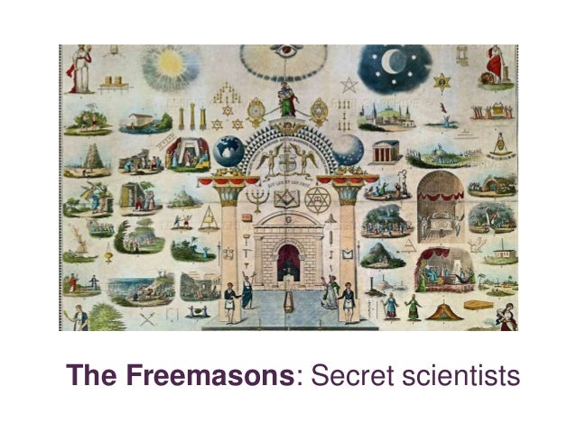 The Freemasons: Secret scientists
