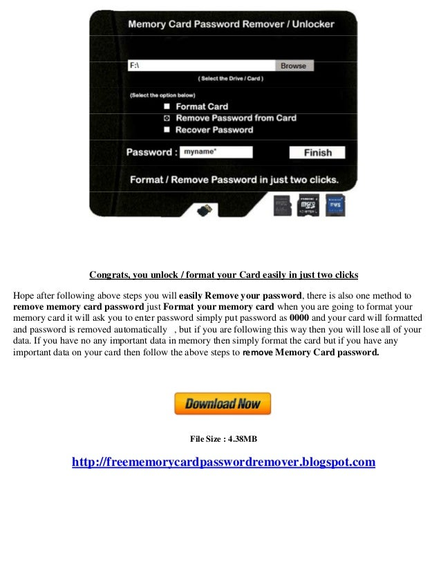 mmc unlocker software for pc free download