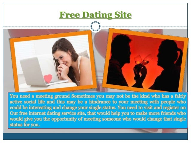 Free dating services online