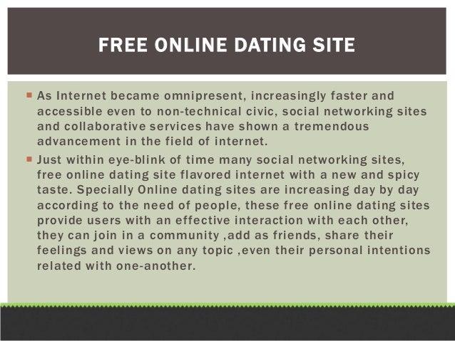dating sites free views