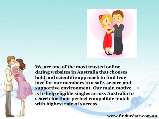 Safe online dating australia
