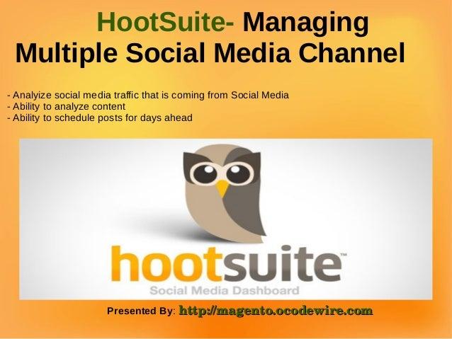 Free online marketing tools Slide 2