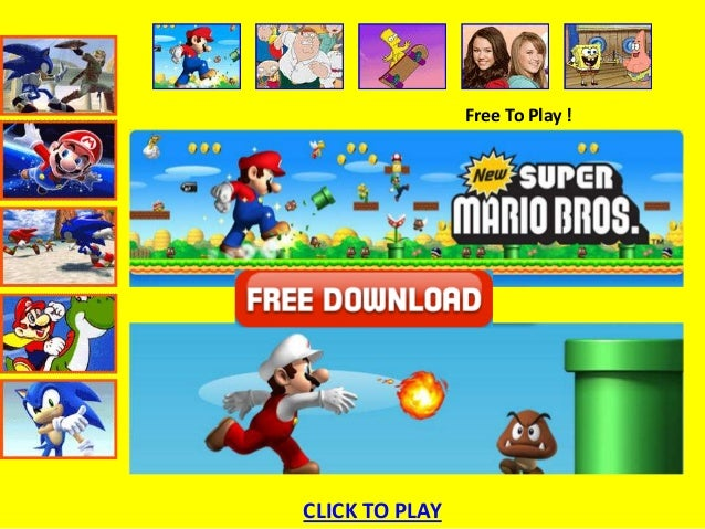 Free download game mario forever: block party, play now mario.