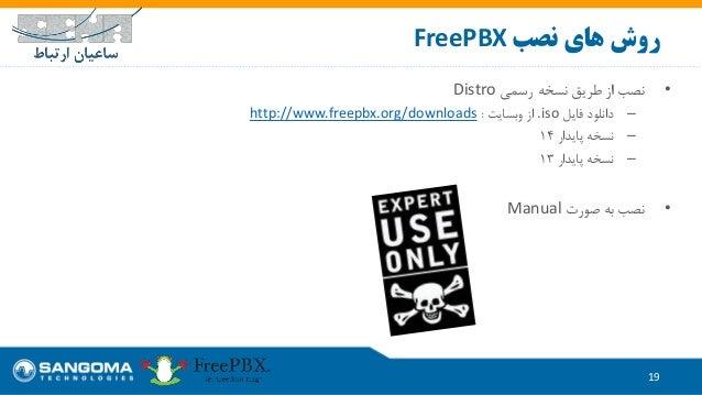 Freepbx 14 Iso