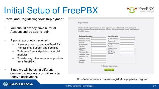 Todo lo lo que necesita saber para implementar FreePBX