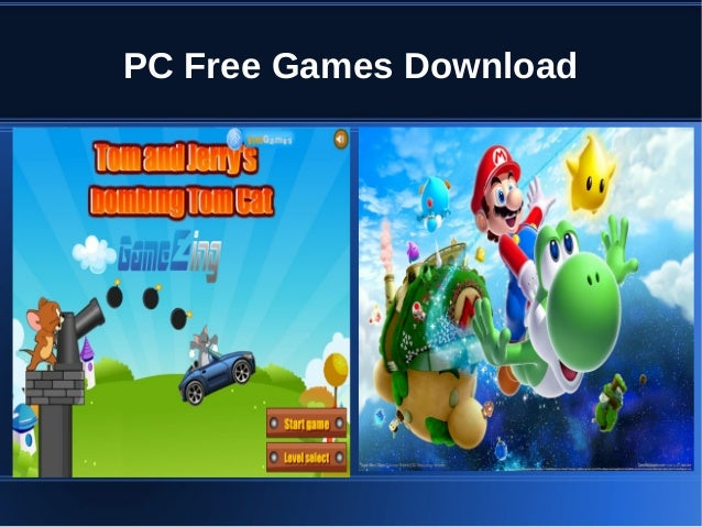 free games download for PC - 웹