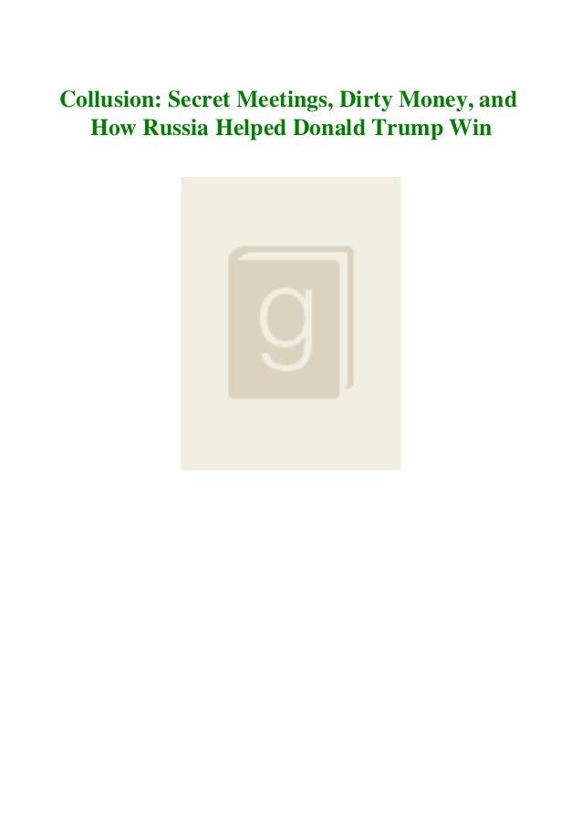 Trump / Russia PDF Free Download