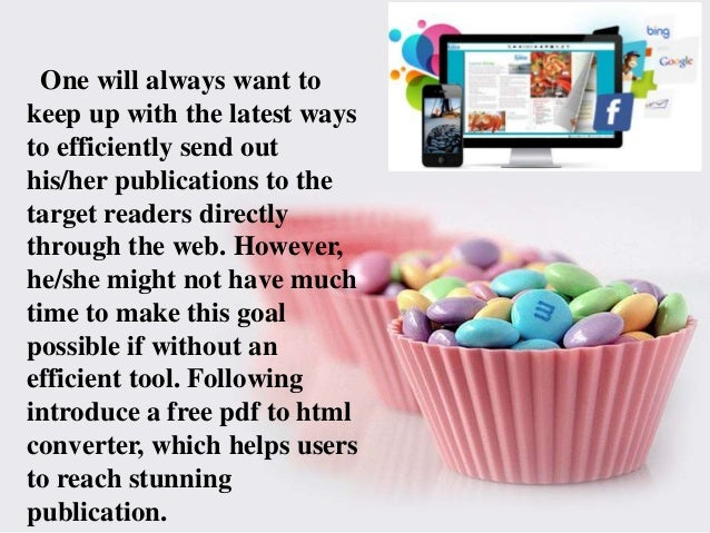 Free pdf to html Converter - Convert pdf to html Publications - 웹