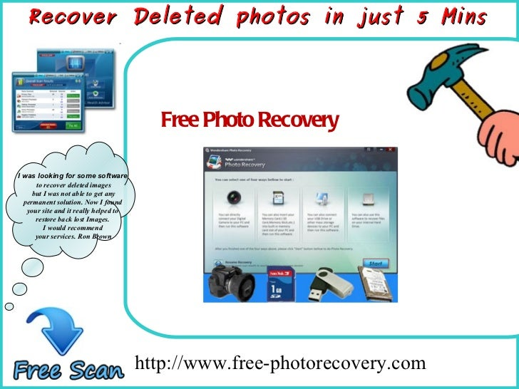 How To Remove http://www.free-photorecovery.com Free Photo Recovery Recover Deleted photos in just 5 Mins I was looking fo...