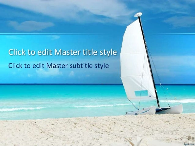 Free powerpoint template paradise beach powerpoint background and te maxwellsz