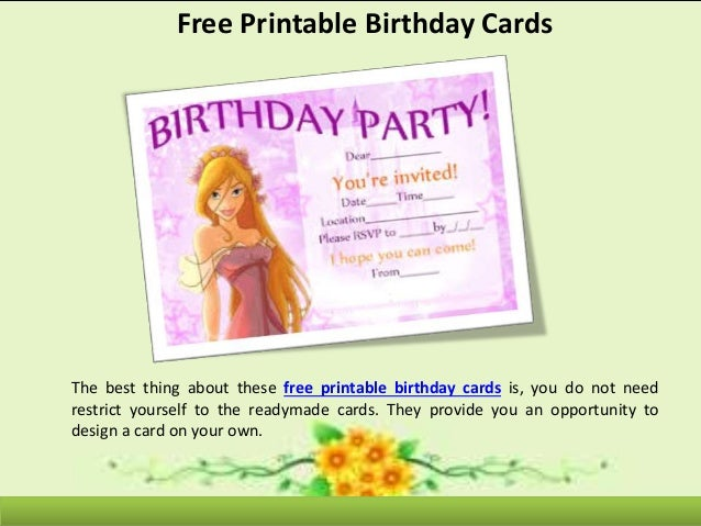 This Time say it with Personalized Free Birthday Ecards – Personalized Free Birthday Cards