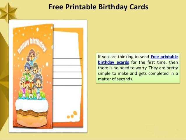 free printable birthday ecards an electronic way to say