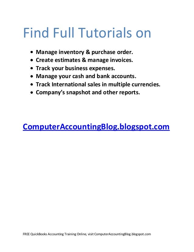 Free QuickBooks Pro Premier Training Do - How to import invoices into quickbooks from excel soccer store online