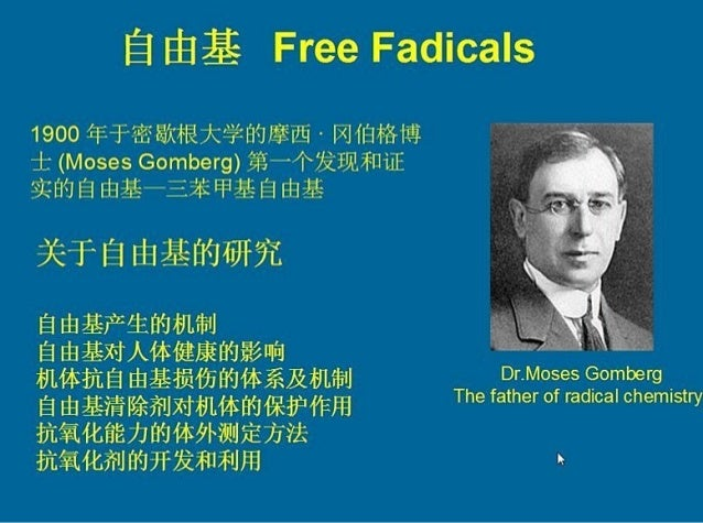 Free Radicals and Isotonix Advantage