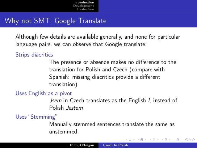 Translate to polish