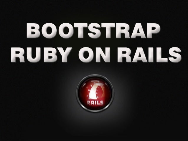 Freeson - Bootstrap Ruby on Rails