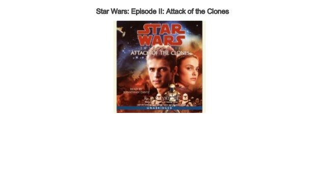 star wars episode ii attack of the clones online free