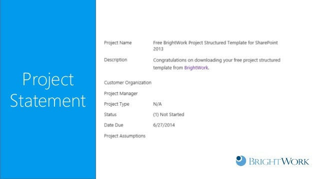 sharepoint project tracking template - free project management template for sharepoint from