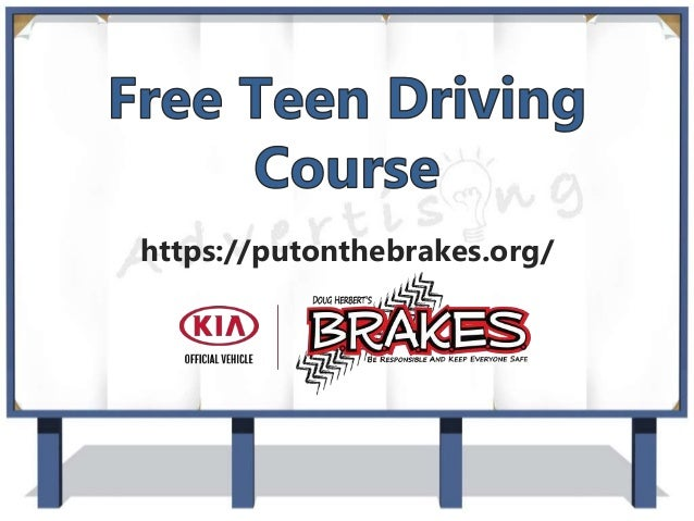 Teen Driving Course >> Free Teen Driving Course