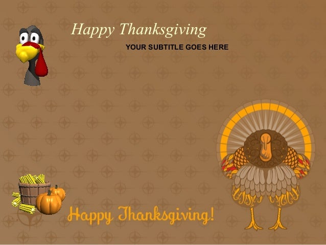 free thanksgiving powerpoint templates 2