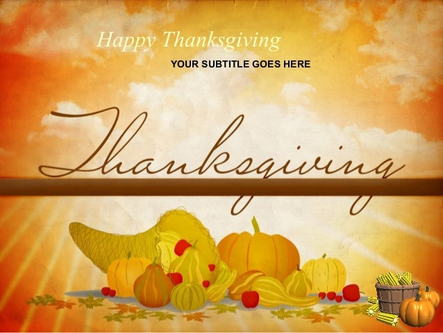 free thanksgiving powerpoint templates (8), Modern powerpoint