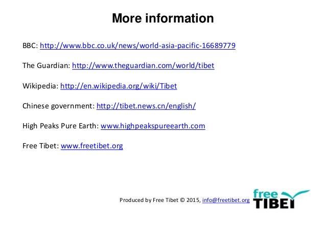 History of Tibet (1950–present)