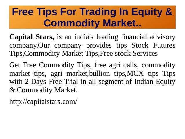 Free tips for trading Slide 2