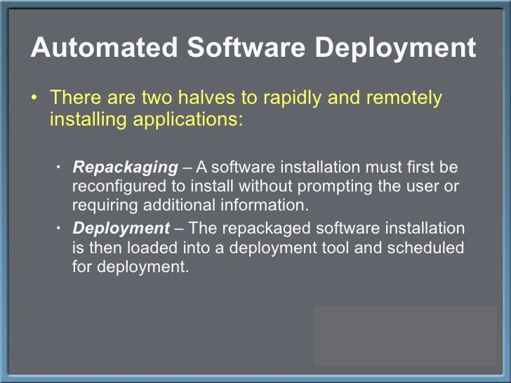 free tools for rapidly deploying software