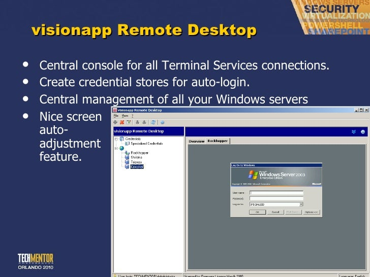 Free tools for win server administration