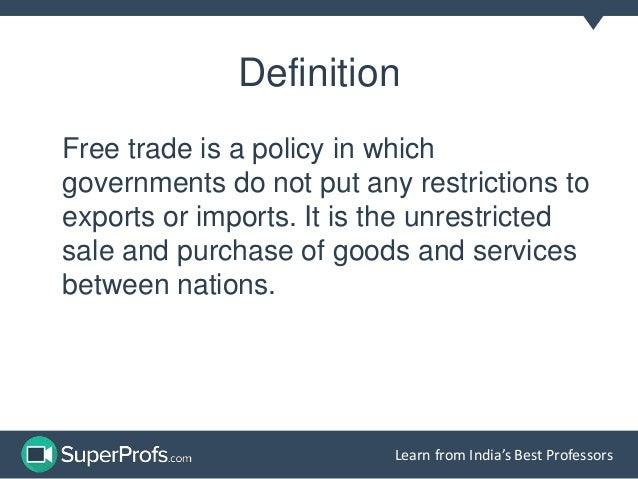Nafta Free Trade Agreement Definition Jobpedia