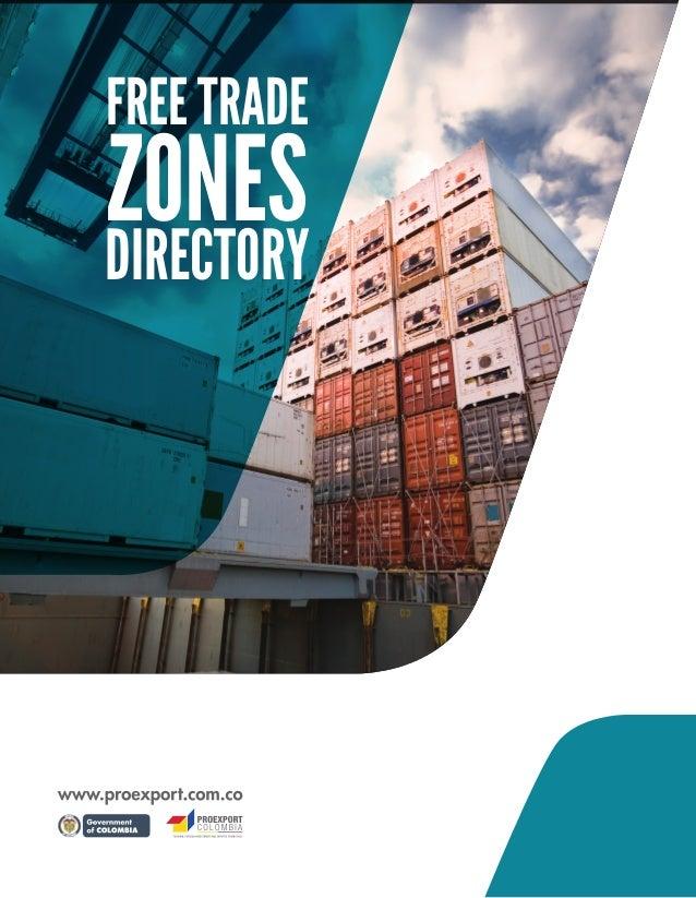 FREE TRADE  ZONES  DIRECTORY  Libert yOrden