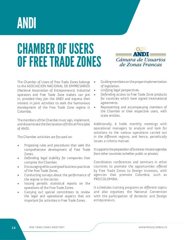 impact of free trade zones on Panama: free trade zones author: | published  this is a long-standing international free trade zone located in the city of colon on the .