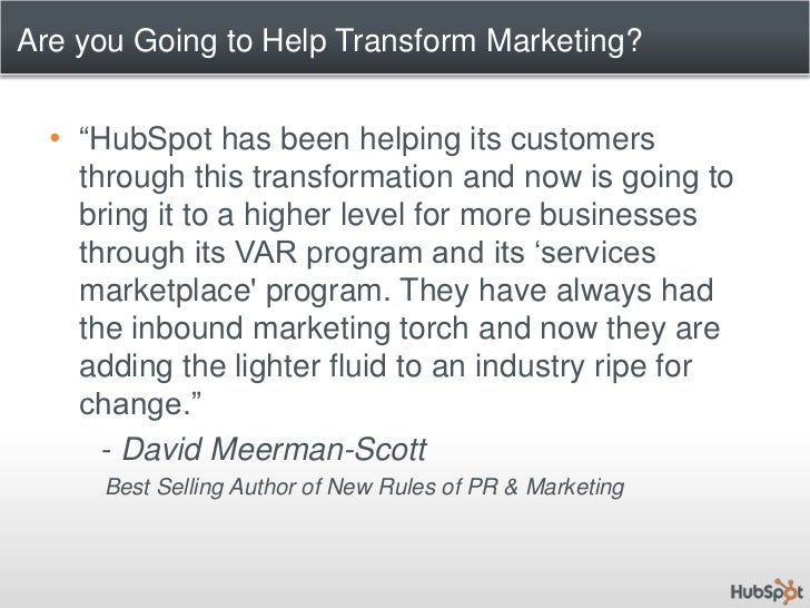 How Marketing Agencies Can Use HubSpot Free Trials to Incrase Sales Slide 2