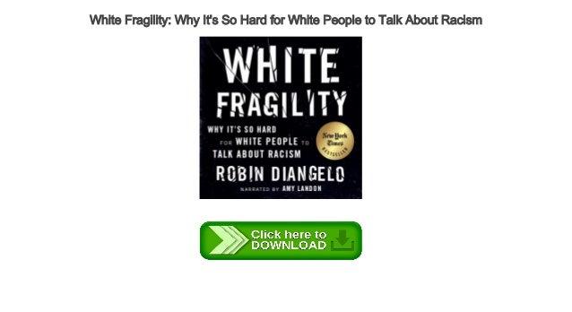 Free-Download [Pdf] White Fragility   blogger.com