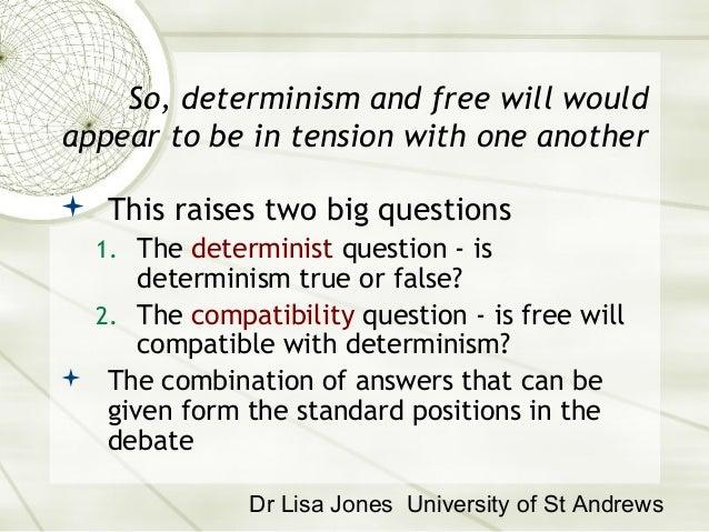 Determinism essay