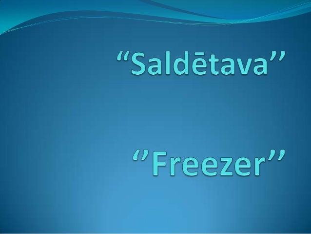 Izvēlas spēles vadītāju-saldētāju.Players choose the leader of the game the freezer.