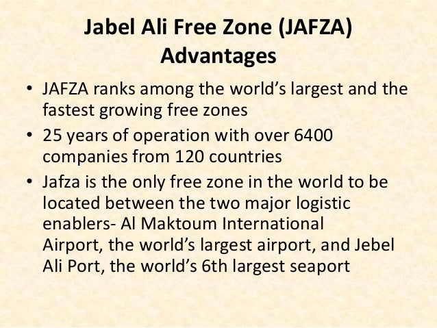 Freezone company setup in jafza dubai uae