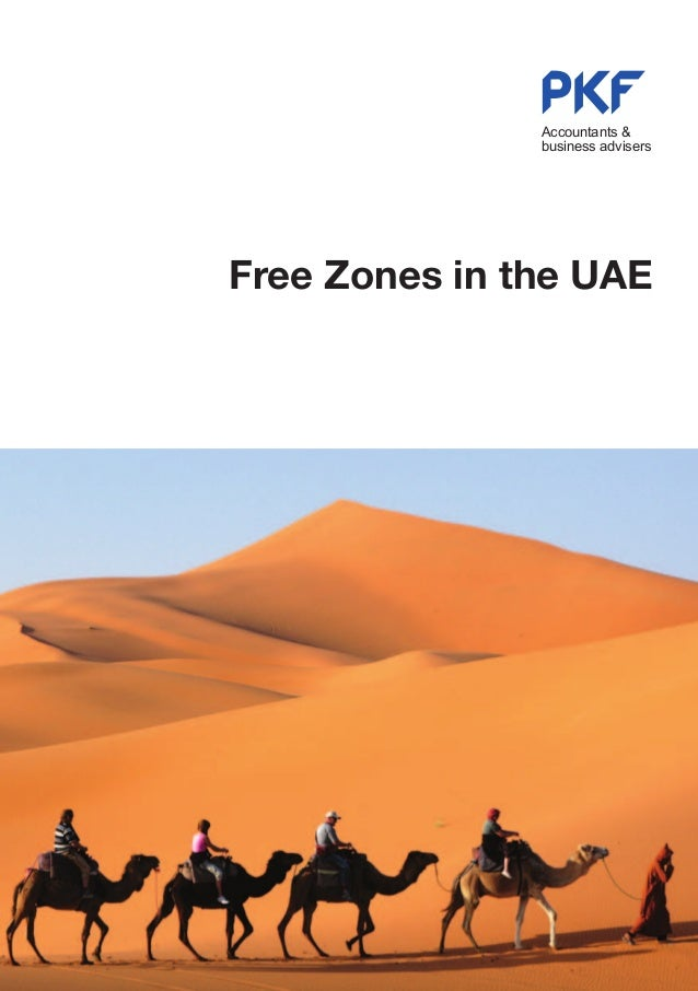 Free Zones in the UAE  Although the greatest possible care has been observed in drawing up this publication, the possibili...