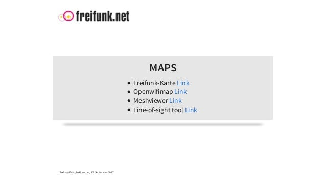 An Introduction To Freifunk