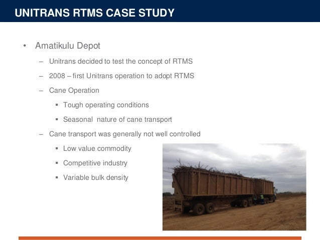 case study transport opportunity Transport and logistics case studies february 2018 the maritime anti-corruption network: argentina collective action the maritime anti-corruption network (macn) recently pursued collective action in argentina, which resulted in the successful adoption of a new regulatory framework for shipping.