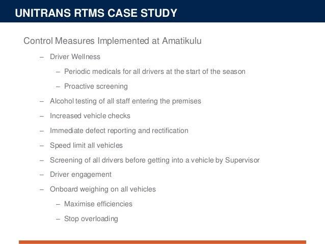 Transport Logistics & Freight Forwarder - Case Studies SBA
