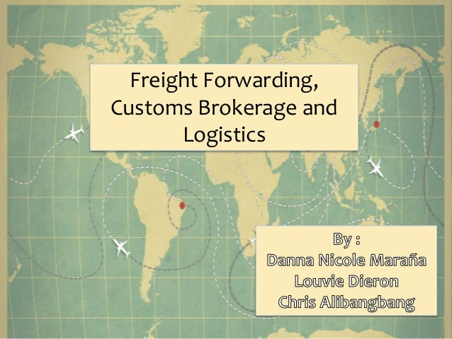 Freight Forwarding Presentation