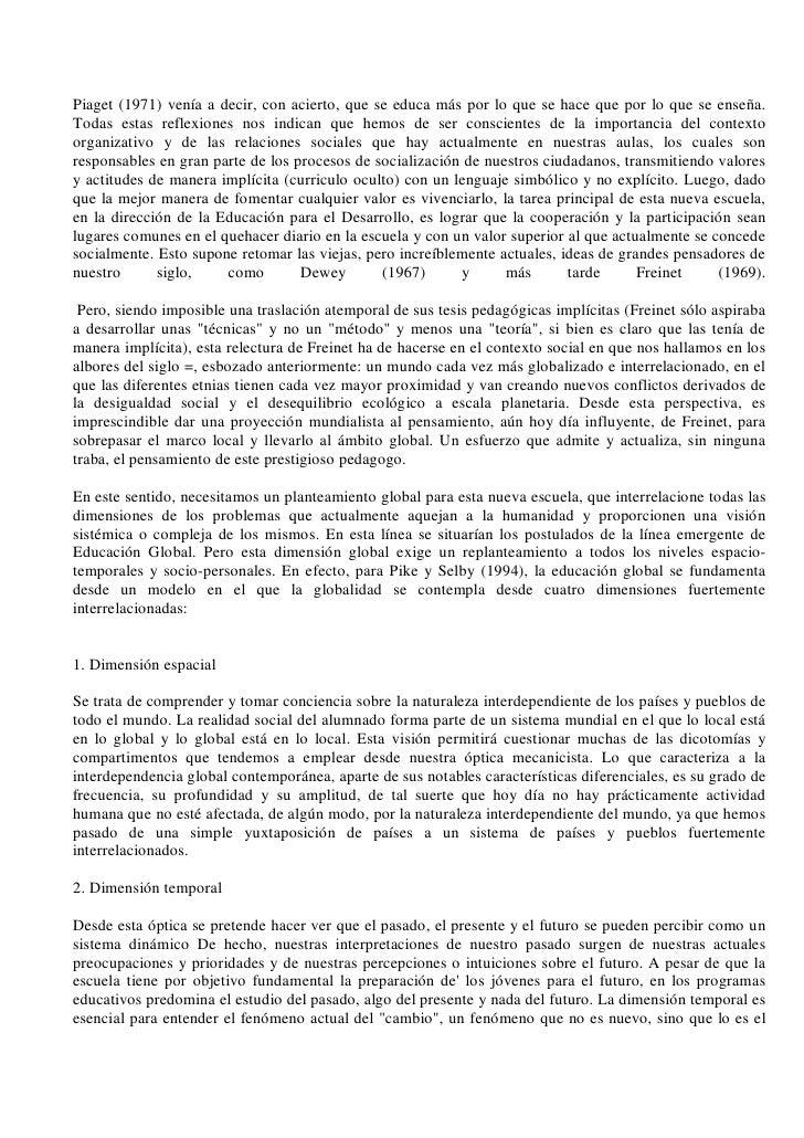 Freinet la cooperacion_para_el_desarrollo Slide 3
