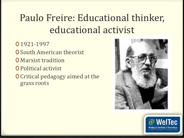 "concept of banking education a term coined by paulo freire Paulo freire said in his literature pedagogy of the oppressed,  solution of the  teacher-student contradiction"" (30), so he introduced to  education systems in  terms of the teacher-student relationship: the ""banking"" concept of."
