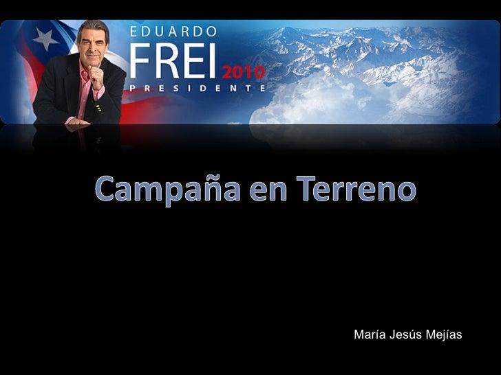 María Jesús Mejías