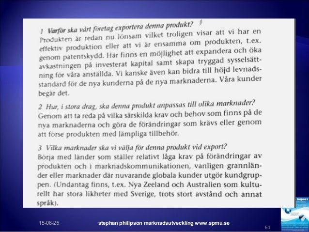 15-08-25 stephan philipson marknadsutveckling www.spmu.se 61
